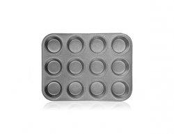 BANQUET Forma na muffiny s nepřiln. povrchem GRANITE 35 x 26,5 x 3 cm
