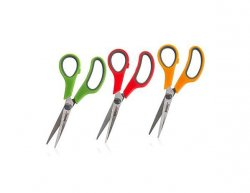 BANQUET Nůžky pro domácnost protiskluzové CULINARIA 15 cm, assort
