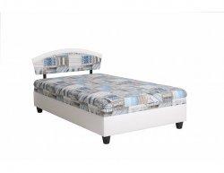 Čalouněná postel Jeans 1