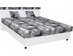 Čalouněná postel Riko, 180x200 cm