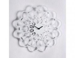 Designové hodiny Diamantini&Domeniconi white/white 40cm
