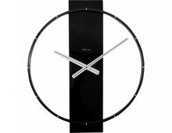 Designové nástěnné hodiny 3195zw Nextime Carl 58cm