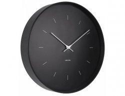 Designové nástěnné hodiny 5707BK Karlsson 37cm