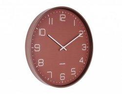 Designové nástěnné hodiny 5751RD Karlsson 40cm