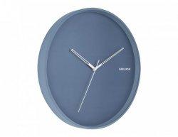 Designové nástěnné hodiny 5807BL Karlsson 40cm