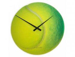 Designové nástěnné hodiny 8803 Nextime Roger 30cm