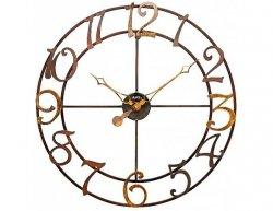 Designové nástěnné hodiny 9566 AMS 60cm