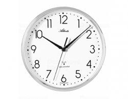 Designové nástěnné hodiny AT4368 řízené signálem DCF 25cm