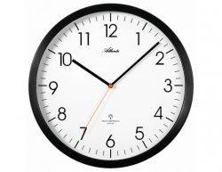 Designové nástěnné hodiny AT4382-7 řízené signálem DCF