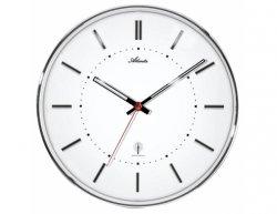Designové nástěnné hodiny Atlanta AT4296-19 řízené signálem DCF