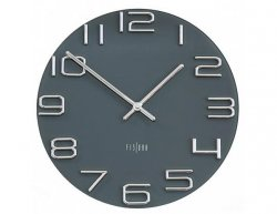 Designové nástěnné hodiny CL0287 Fisura 30cm