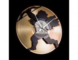 Designové nástěnné hodiny Discoclock 032GB Eros 30cm