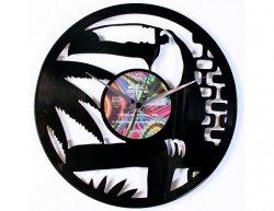 Designové nástěnné hodiny Discoclock 102 Tukan 30cm