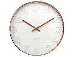 Designové nástěnné hodiny KA5588 Karlsson 38cm