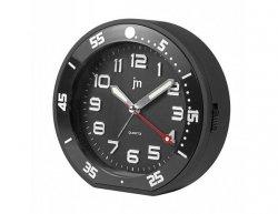 Designové stolní hodiny-budík JA6015N Lowell 13cm