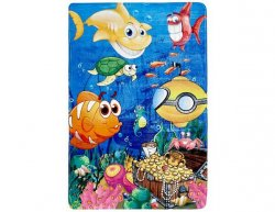 Dětský koberec Fairy tale 638 under the sea