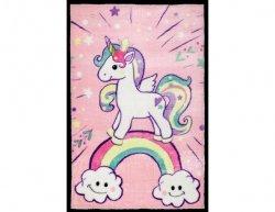 Dětský koberec Lollipop 185 unicorn