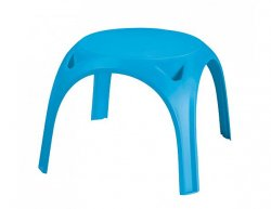 Dětský plastový stolek KIDS TABLE, modrý