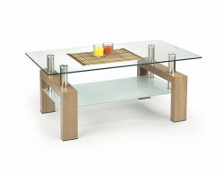 Konferenční stolek Diana Trend dub sonoma