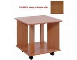 Konferenční stolek SJ/D, lamino olše