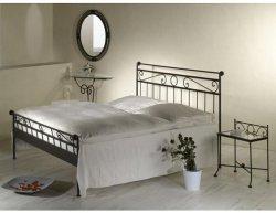 Kovaná postel ROMANTIC 0417