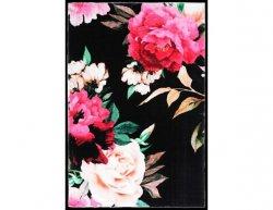 Kusový koberec Romance 210 black
