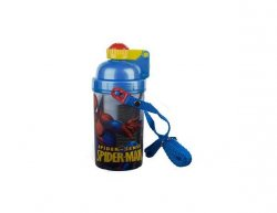 Láhev na pití 380ml, Spiderman L