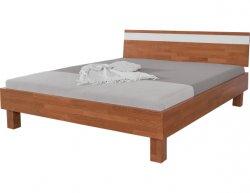 Manželská masivní postel Ofelia