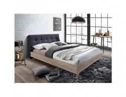 Manželská postel s roštem LORAN, 180x200 cm