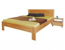 Masivní postel Gemma