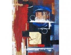 Obraz abstrakce 406HS3940