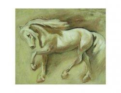 Obraz - Běžící kůň