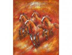 Obraz - Divoké koně
