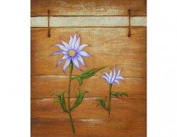 Obraz - Dva květy