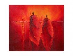 Obraz - Dva mniši