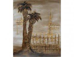 Obraz - Dvě palmy