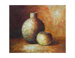 Obraz - Hliněné džbány