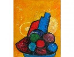 Obraz - Košík ovoce