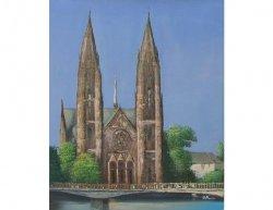 Obraz - Kostel