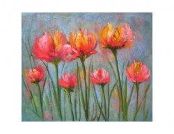 Obraz - Květy na louce