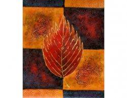 Obraz - List ohně