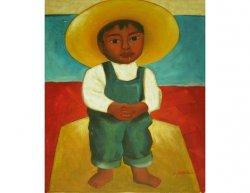 Obraz - Malý mexičan