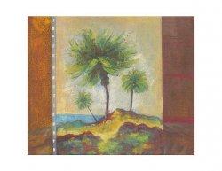 Obraz - Pohled na palmy