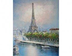 Obraz - Romantická Paříž