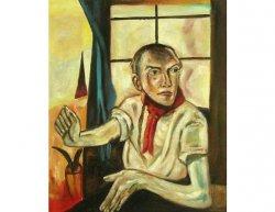 Obraz - Rozčílený muž