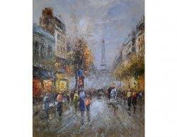 Obraz - Rozzářená Paříž