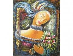 Obraz - Spící krása