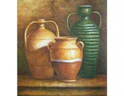 Obraz - Tři džbány