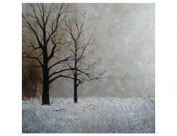 Obraz - Zimní krajina