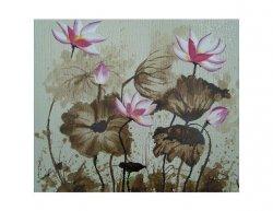 Obraz - Zvadlé květy